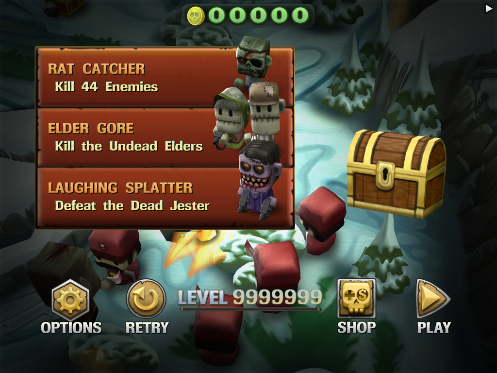 MGS Hacks iOS] Minigore 2: Zombies