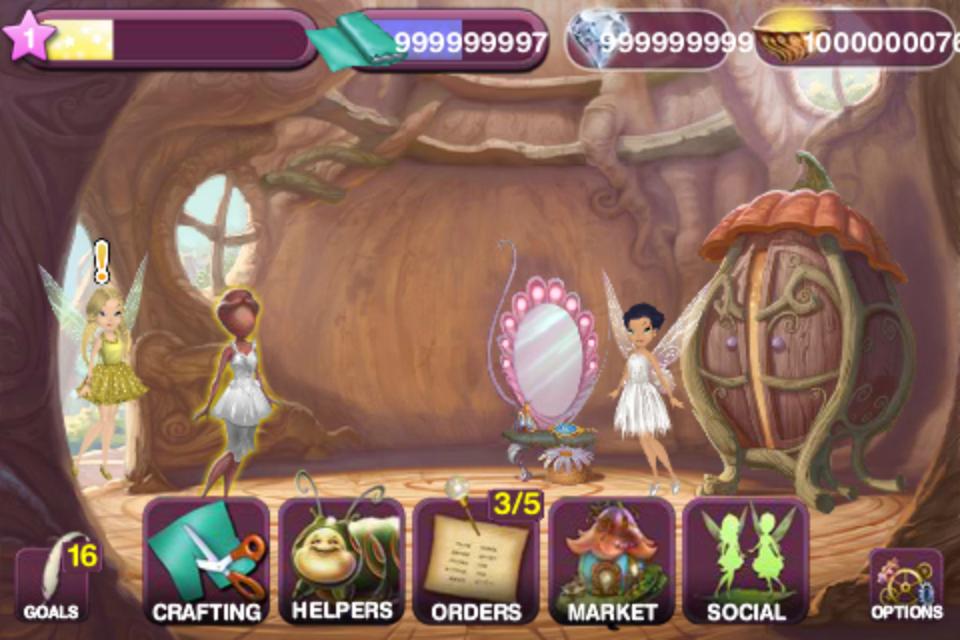 Disney Fairies 43